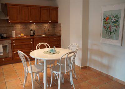 WH 2:1 Lägenheterna har fullt utrustat kök
