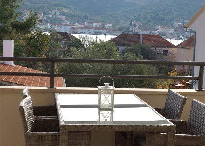 WH 2:2 Utsikt från balkongen