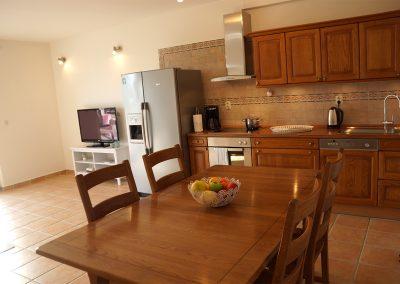 WH 2:2 Lägenheterna har fullt utrustat kök